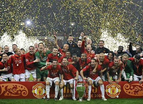 Manchester United - 2008 European Champions