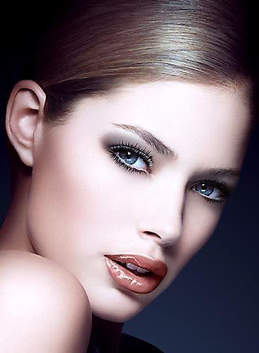 doutzen kroes makeup. doutzen kroes