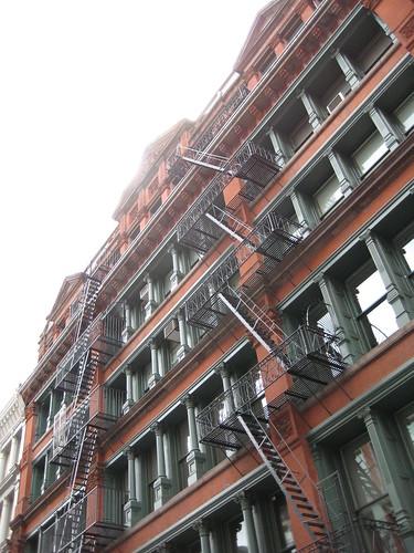 NY stairways