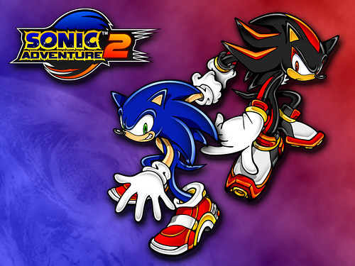 Super Sonic Wallpaper. Sonic Adventure 2 Wallpaper