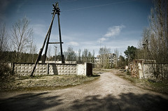 Chernobyl Ghost Town (Mads Eneqvist) Tags: abandoned ukraine abandon ferriswheel ghosttown urbanexploring chernobyl urbex poppe urbanx pripyat exclusionzone nucleardisaster urbanex liebst pripjat eneqvist chernobyldiaries