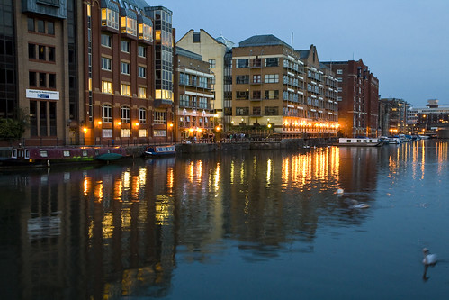 Bristol, Floating Harbour