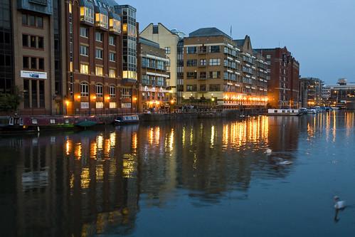 Bristol, Floating Harbour