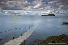 The way to Craigleith (Azzmataz) Tags: old longexposure scotland long exposure north steps lee berwick craigleith anthonyhallphotography wwwanthonyhallphotographycom