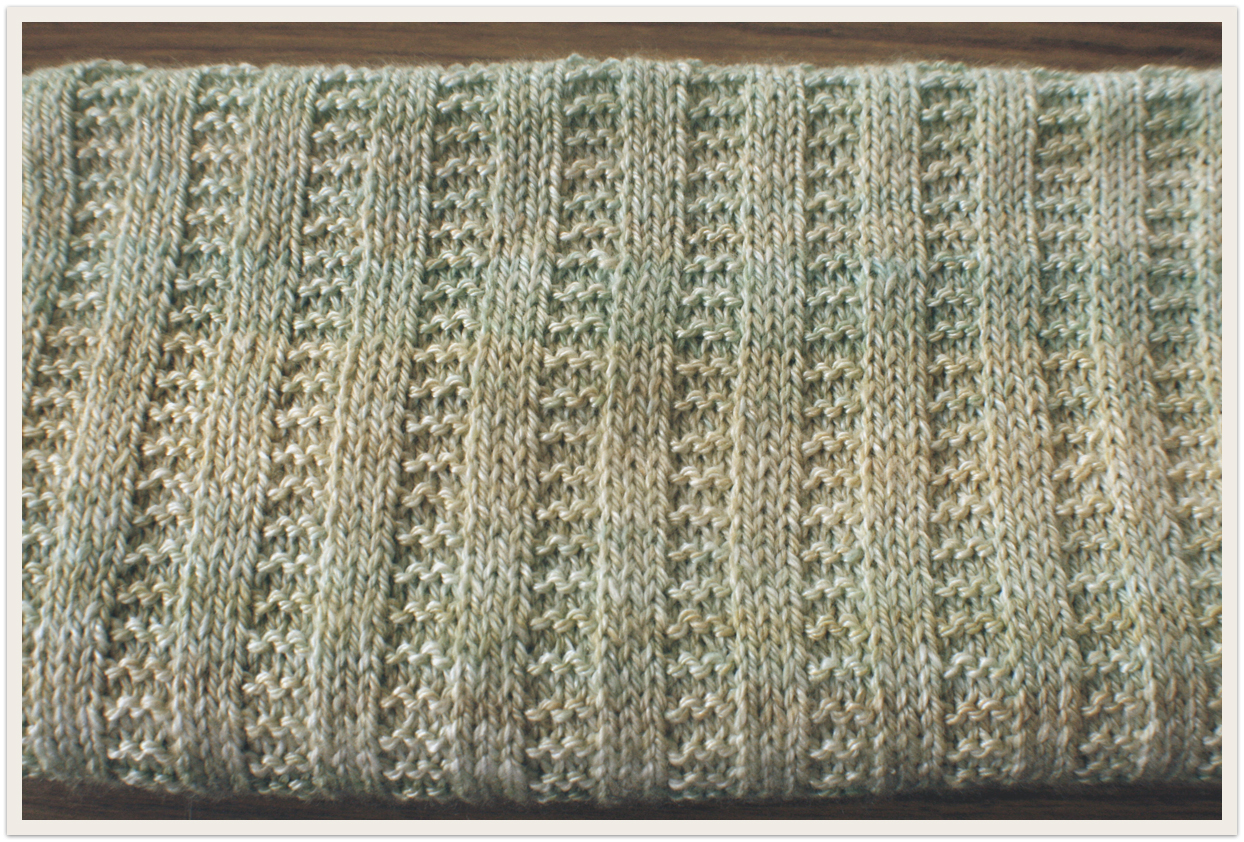 Beansy Blanket
