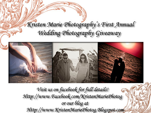 2012 Florida Wedding Photography Giveaway Contest