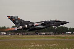 Tiger take-off! (Caspar Smit) Tags: fighter aircraft tiger jet special tornado takeoff luftwaffe afterburner tigermeet panavia ag51 cambrai 4551 lfqi tigermeet2011