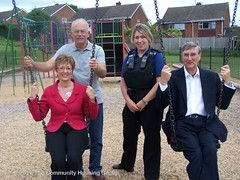 CAN - Crime in Stourport halved with support from Wyre Forest Community Housing