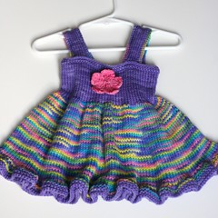 Arco Iris Arabella with optional custom bloomers or capri's