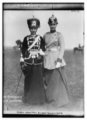 Duchess Brunswick and Crown Princess Cecilie
