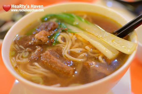 beef noodle soup shanghai handpulled noodles