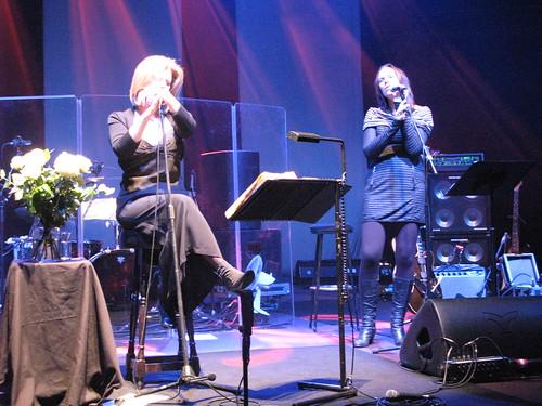 Margo Timmins & Thea Gilmore