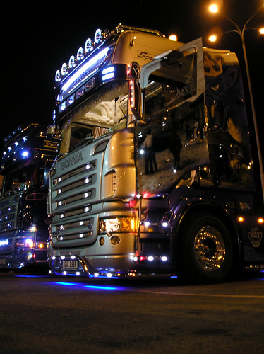 Scania R 620 V8 - Severní hvězda | Flickr - Photo Sharing!