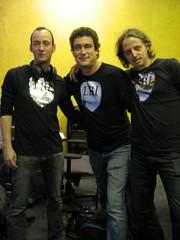 Geert, Erik & Jaap