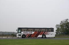 Avalon. (Fabricator of Useless Articles) Tags: uk english bristol coach tour x tourists avalon englishness fabricatorofuselessarticles