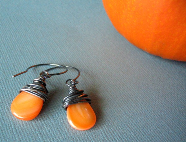 Halloween Earrings!