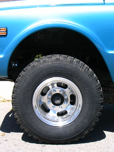 Simi Valley Chevy >> aluminium slot wheels - The 1947 - Present Chevrolet & GMC ...