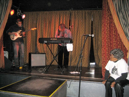 BJ Snowden at The Slipper Room 11 10 07