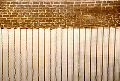 (Andrew Conroy) Tags: water lines wall geometry minimal ripples wwwandrewconroyinfo