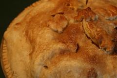 finoshed pie