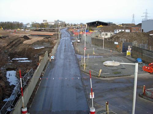 Estadio Olímpico  Londres 2012 noviembre
