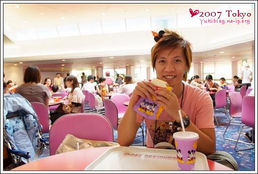 [2007 東京見]Day4~ 吃在 迪士尼 & 伊克斯皮兒莉   Yukis Life by yukiblog.tw