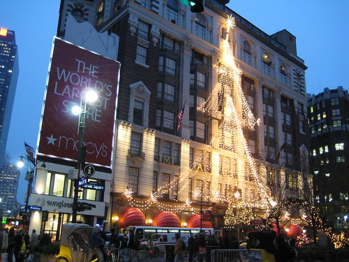 When and where to go shopping in New York?