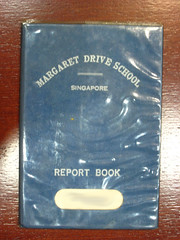 Margaret Drive Primary School Report Book