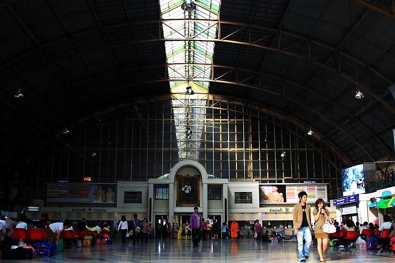 Hua Lamphong Station @ Bangkok