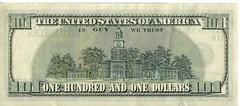 101 Dollars!
