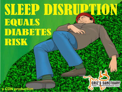 SLEEPDISRUPTION