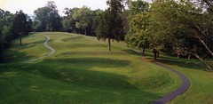 Serpent Mound, Adams County, Ohio (lreed76) Tags: ohio moundbuilders adena indianmound nationalregisterofhistoricplaces serpentmound usnationalhistoriclandmark adamsco