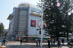 昆明 金格中心 (SimonQ錫濛譙) Tags: kunming yunnan gingko lv louisvuitton 云南 昆明 路易威登 东风广场 金格中心