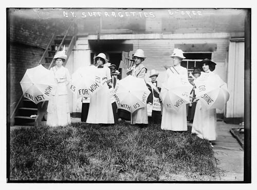 N.Y. Suffragettes (LOC)