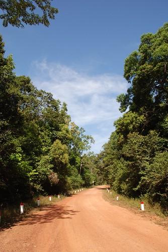 Roads in Phu Quoc