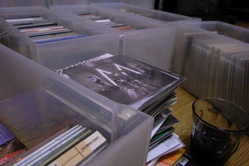 CD整理中