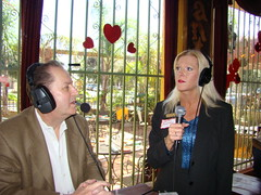 "Calvin Brown and Kathy Bowersox, Houston Business Show Live Broadcast at ""El Tiempo"" Restaurant (StealthMarketer) Tags: foxnews jennifercolon universityofhouston kevinprice mikealexander jimoneill andyvaladez stevelevine houstonneighborhoods marketingdynamics bauercollegeofbusiness houstonrealestatetoday carolebaker houstonbusinessshow houstonbusiness businessradio robbieadair donaldleonard virginiagrace joestiles johodell"