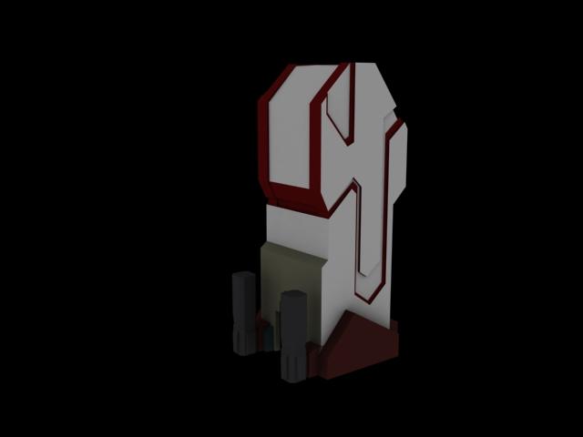 Lantean Tower Model 2267764064_b87dd4dc4a_o