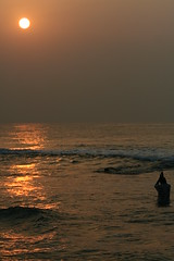 The Sun God (harsha_ganjam) Tags: sun india sunrise worship prayer tamron 90mm vizag vishakapattanam