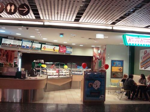 Krispy Kreme@Melbourne Central