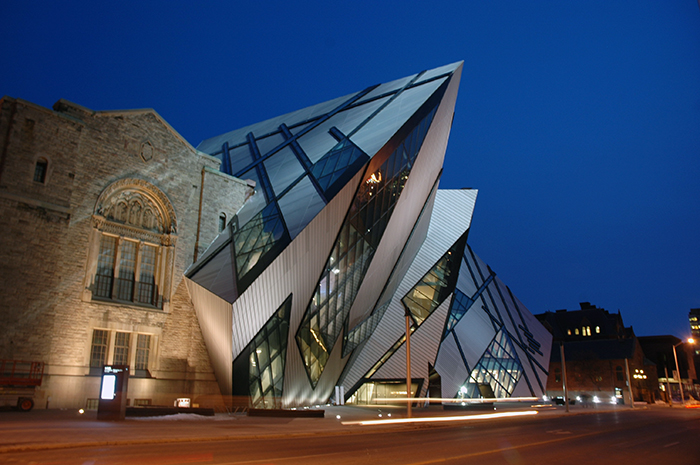 Royal Ontarion Museum :: Click for Previous