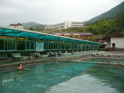 Hezhou Hot Springs - Hezhou, China