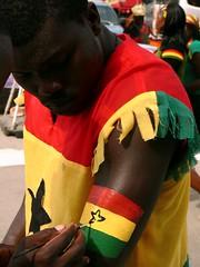Ghana Colours