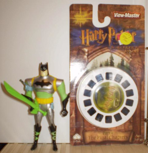 Midnight Hunter Batman and Harry Potter