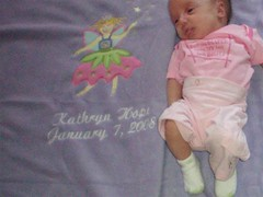 Kate's blankie (Small)