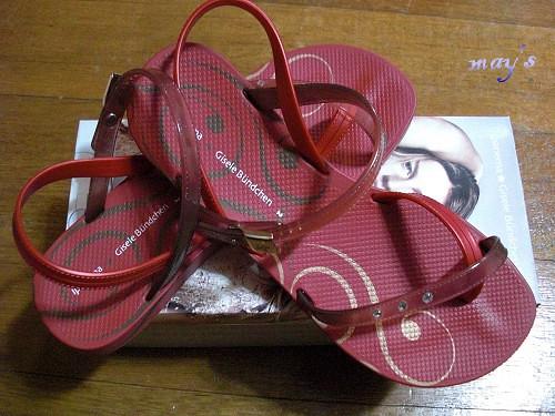 巴西拖鞋照片 320