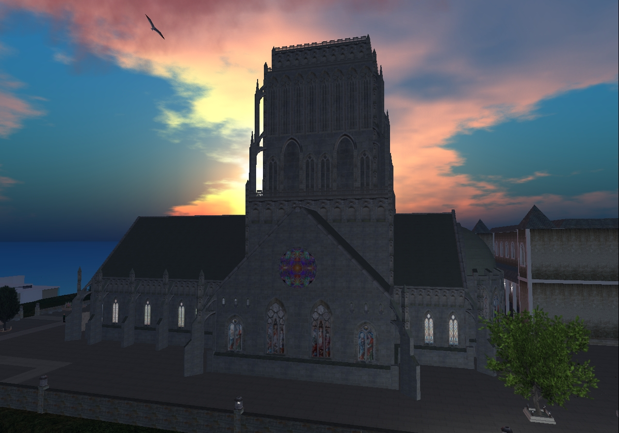 Anglican Cathedral of Second Life