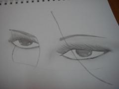 .•°¯`•.•• رسمت عيوني في دفتر الآهات ••.•°¯`•. (تناهيد ليل) Tags: عيوني رسمتي دموعي