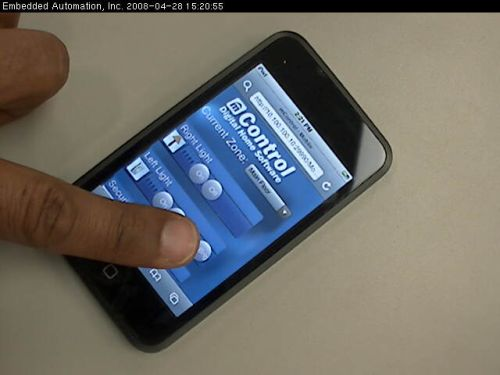 mControl+on+iTouch