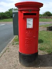 WA7 70 Norton Gate - Eanleywood Lane, Runcorn (1) (Shricthism) Tags: postbox runcorn wa7